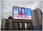 Outside SMD RGB Video Full Color LED Display 32 x 16 Matrix High Definition P6.67 P10